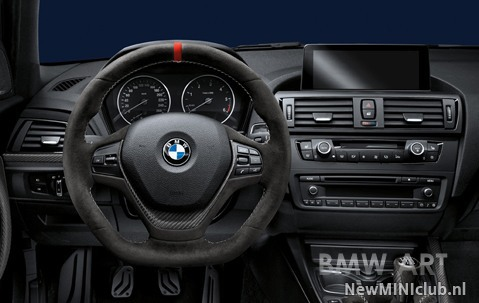 F20 Steering wheel M performance